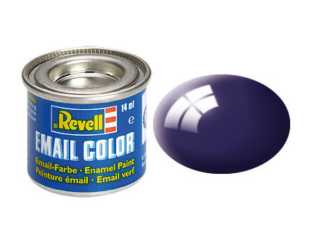 Email Color, Night Blue, Gloss, 14ml, RAL 5022