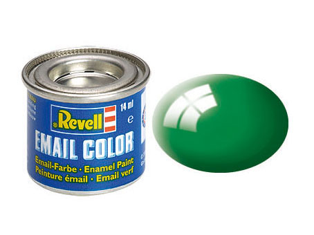 Email Color, Emerald Green, Gloss, 14ml, RAL 6029