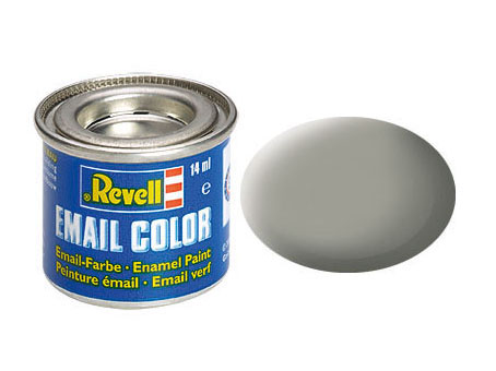 Email Color, Stone Grey, Matt, 14ml, RAL 7030