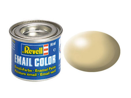 Email Color, Beige, Silk, 14ml, RAL 1001
