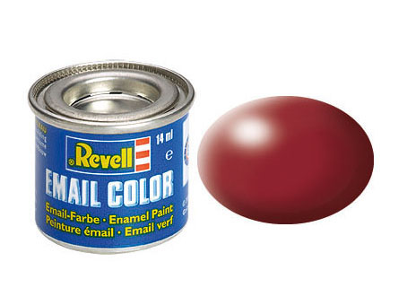 Email Color, Purple Red, Silk, 14ml, RAL 3004