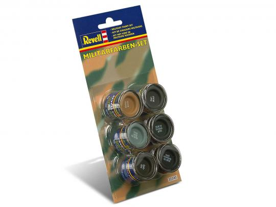 Email Color, Military Colour Set, 14ml