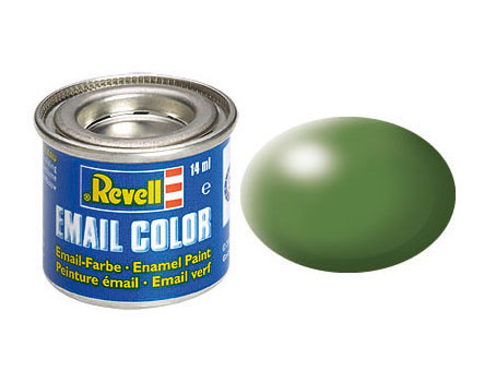Email Color, Green, Silk, 14ml, RAL 6025