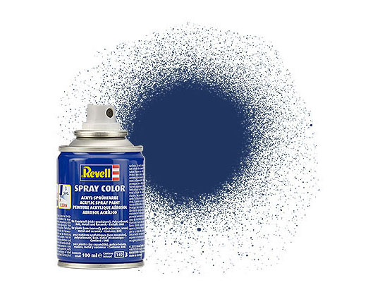 Spray Color, RBR-Blue, 100ml