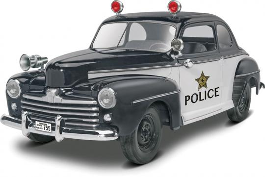 '48 Ford Police Coupe 2 'n 1