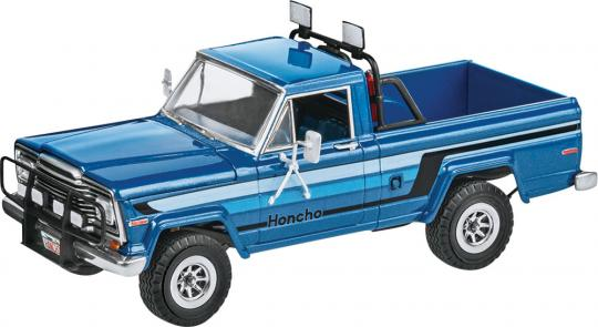 "'80 Jeep® Honcho ""Ice Patrol"""